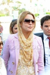 رسالة الشاعر علي الكيلاني للدكتورة عائشة معمر القذافي